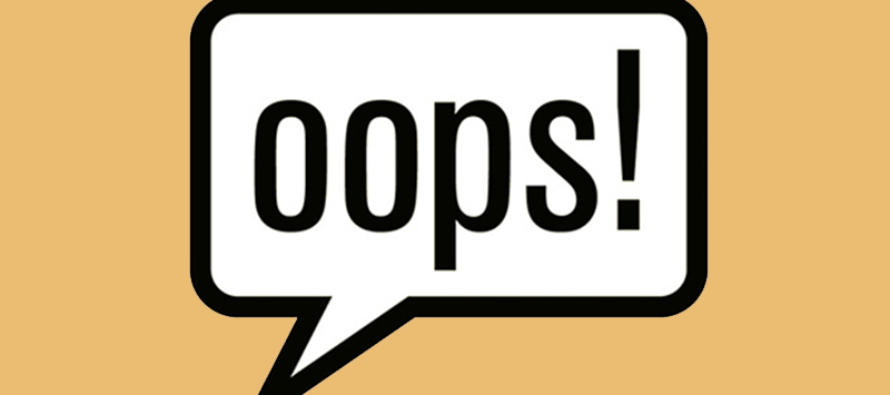 "Live at Agape Red: ""Oops! I Broke My Site. Now What?"""