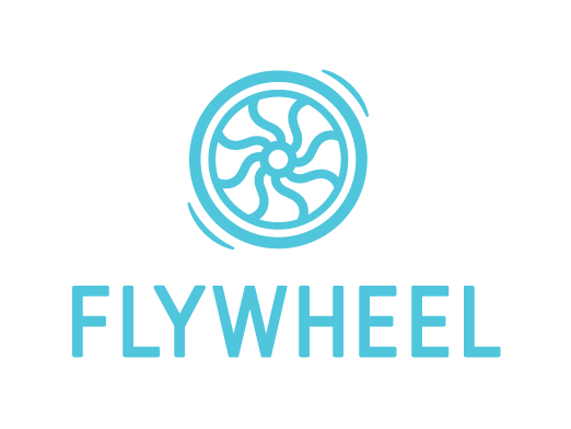 Flywheel Logo WordPress